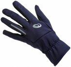 Asics - Hyperflash Gloves - Handschuhe Gr L;M;XS schwarz;schwarz/blau