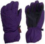Auclair - Grippy Zippy 4 - Handschuhe Gr 4-5;6-6X lila/schwarz