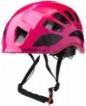 AustriAlpin - Leichthelm Helm.ut - Hybridhelm Gr 54 - 62 cm rosa/schwarz