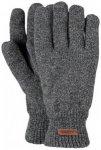 Barts - Haakon Gloves - Handschuhe Gr M/L schwarz/grau