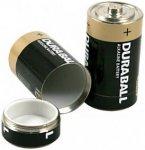 Basic Nature - Undercover Batterie 2-Pack - Schutzbox schwarz
