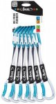 Beal - Be Free Rubber - Express-Set Gr 12 cm turquoise