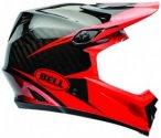 Bell - Full -9 - Radhelm Gr XXL rot/schwarz/grau