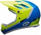 Bell - Sanction - Radhelm Gr M blau/grün