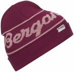 Bergans - Bergans Logo Youth Beanie - Mütze Gr One Size lila/grau;blau;schwarz/