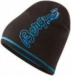 Bergans - Bloom Wool Beanie - Mütze Gr One Size schwarz/blau
