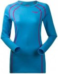 Bergans - Fjellrapp Lady Shirt - Merinounterwäsche Gr XS blau