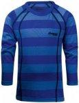 Bergans - Kids Fjellrapp Shirt - Funktionsshirt Gr 92 blau