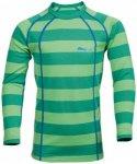 Bergans - Kids Fjellrapp Shirt - Funktionsshirt Gr 104;110;116;122;92 blau/schwa