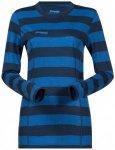 Bergans - Soleie Lady Shirt - Merinounterwäsche Gr L blau