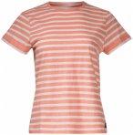 Bergans - Women's Oslo Re-Cotton Tee - T-Shirt Gr L;M;S beige/grau;grau