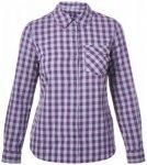 Berghaus - Women's Explorer 2.0 Shirt L/S - Bluse Gr 8 grau/lila