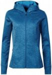Berghaus - Women's Kamloops Hooded Fleece Jacket Gr 10;12;8 rot/rosa;grau/blau