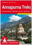 Bergverlag Rother - Annapurna Treks - Wanderführer 4. Aktualisierte Auflage 202
