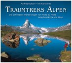 Bergverlag Rother - Traumtreks Alpen - Bildband