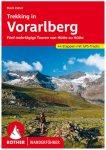 Bergverlag Rother - Trekking In Vorarlberg - Wanderführer 1. Auflage 2020