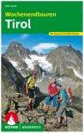Bergverlag Rother - Wochenendtouren Tirol - Wanderführer 1. Auflage 2020