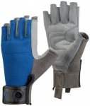 Black Diamond - Crag Half Finger Glove Gr XS grau/blau