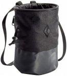 Black Diamond - Mojo Zip - Chalkbag Gr M/L schwarz