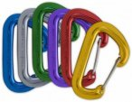 Black Diamond - Neutrino Rackpack - Schnappkarabiner Gr 6-Pack grau