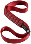 Black Diamond - Nylon Runner 18 mm - Rundschlinge Gr 240 cm;30 cm;60 cm rot;grau