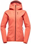 Black Diamond - Women's Cirque Shell - Softshelljacke Gr S rot/orange