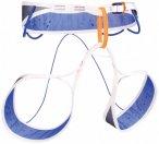 Blue Ice - Addax Harness - Klettergurt Gr S blau/weiß/grau