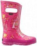 Bogs - Kid's Rainbootforest - Gummistiefel Gr 5 rosa