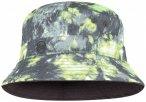 Buff - Bucket Hat - Hut Gr One Size grau/schwarz