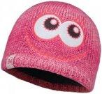 Buff - Child Knitted & Polar Hat Monster - Mütze Gr One Size rosa