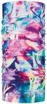Buff - CoolNet UV+ - Halstuch Gr One Size rot;schwarz/grün/blau;rosa