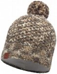 Buff - Knitted Hat Buff Margo - Mütze Gr One Size grau/braun;schwarz/grau