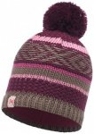 Buff - Knitted & Polar Hat Junior Tipsy - Mütze Gr One Size lila/grau