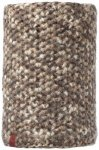 Buff - Knitted & Polar Neckwarmer Buff Margo - Halstuch Gr One Size grau/braun