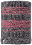 Buff - Knitted & Polar Neckwarmer Child Shila - Schal Gr One Size grau/schwarz
