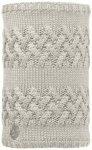 Buff - Women's Knitted & Polar Neckwarmer Savva - Schal Gr One Size grau/weiß