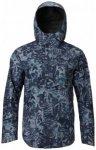 Burton - Gore-Tex Packrite Shacket - Hardshelljacke Gr L;M;S blau/schwarz/grau;r