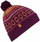 Burton - Women's Talini Beanie - Mütze Gr One Size lila/rot;beige/grau/weiß