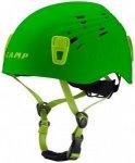Camp - Titan - Kletterhelm Gr 48-56 cm grün/oliv