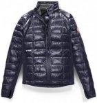 Canada Goose - Hybridge Lite Jacket - Daunenjacke Gr S schwarz/grau