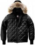 Canada Goose - Pritchard Coat - Mantel Gr S schwarz
