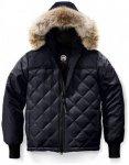 Canada Goose - Pritchard Coat - Mantel Gr M schwarz