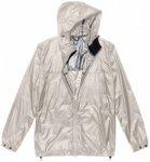 Canada Goose - Sandpoint Jacket - Windjacke Gr S grau/weiß