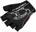 Castelli - Rosso Corsa Classic Glove - Handschuhe Gr S schwarz