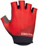 Castelli - Women's Roubaix Gel 2 Glove - Handschuhe Gr Unisex L rot/schwarz