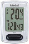 CatEye - Velo Wireless CC-VT230W - Fahrradcomputer weiß