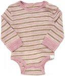 CeLaVi - Kid's Body L/S Wonder Wollies - Merinounterwäsche Gr 90 beige/grau