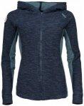 Chillaz - Women's Diversity Jacket Wool & Polyamide Gr 36 schwarz/blau