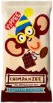 Chimpanzee - Yippee Kids Bar Chocolate / Almonds Gr 35 g
