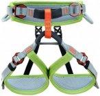 Climbing Technology - Ascent Junior - Klettergurt Gr XXS grau/grün